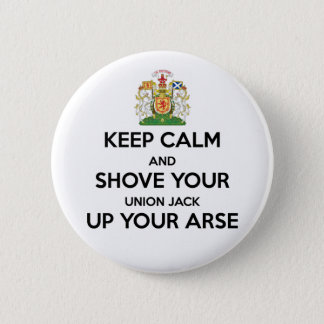 Keep Calm Scot Indy Badge