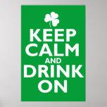Keep Calm St Patricks Day Humour