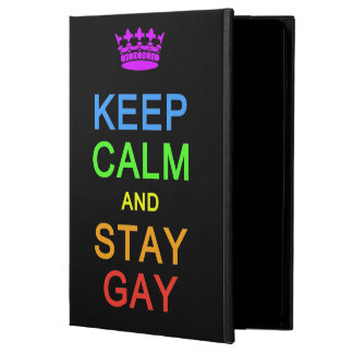 Keep Calm & Stay Gay custom color cases