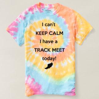 Keep Calm Track Meet Shirt! T-Shirt