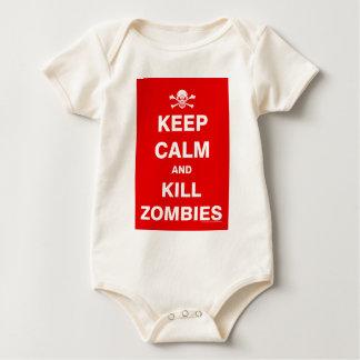 Keep Calm Bodysuits