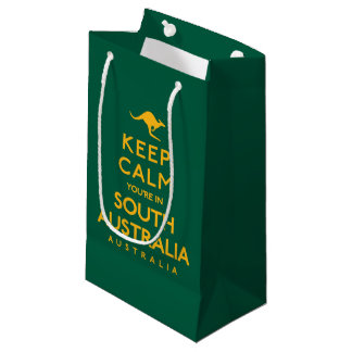 Keep Calm You're in South Australia! Small Gift Bag