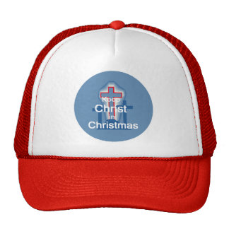 Keep Christ Cap