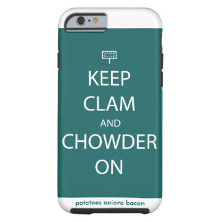 Keep Clam iPhone6 Cover