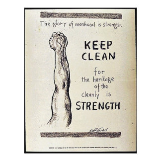 Keep Clean Custom Flyer