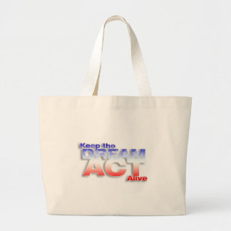 Keep DREAM Act Alive Canvas Bags