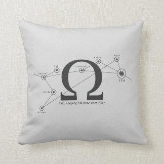 Keep Efa Clear Pillow