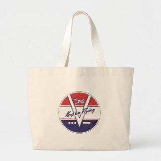 Keep em Flying Tote Bags