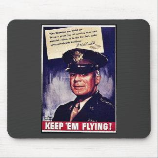 Keep Em Flying Mousepad