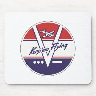 Keep em Flying Mousepads