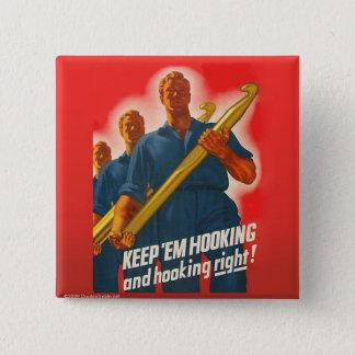 Keep 'em Hooking - button