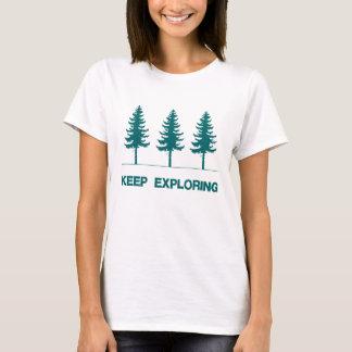 Keep Exploring T-Shirt