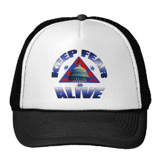 Keep Fear Alive Cap