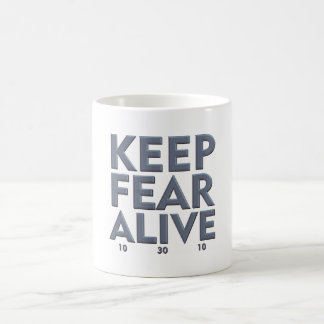 Keep Fear Alive mug