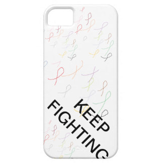 keep fighting cancer iPhone 5 case