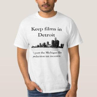 Keep Films in Detroit T-Shirt