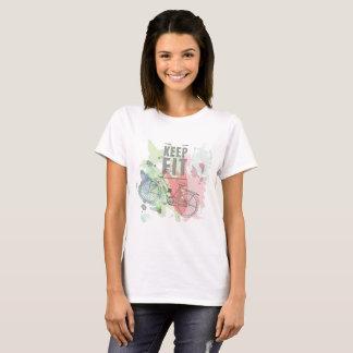 Keep Fit Women's T-Shirt