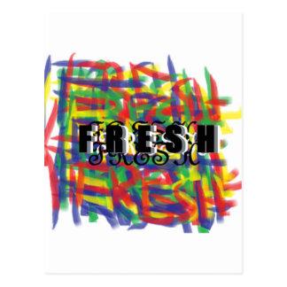 Keep Fresh Post Card