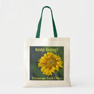 Keep Going Bag
