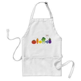 Keep It Colorful (Simple Design) Standard Apron