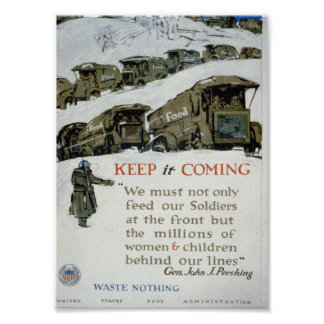Keep it Coming Poster