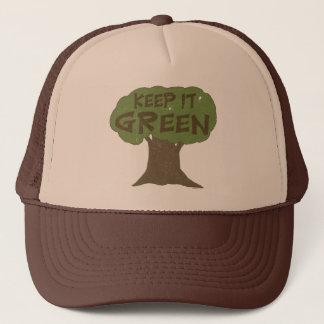 Keep it Green Hat