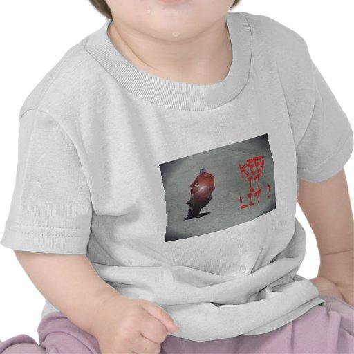Keep It Lit T Shirts