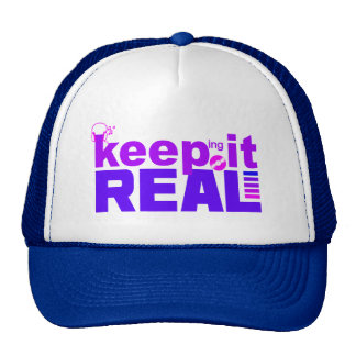 Keep It Real hat - choose color