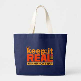Keep It Real with hip hop bag - Choose style