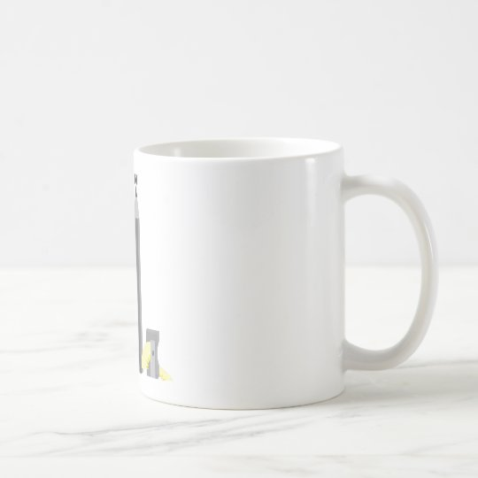 keep it sharp, pencil mug