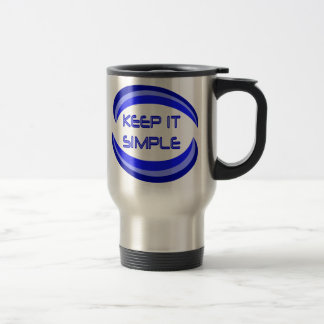Keep It Simple Coffee Mug