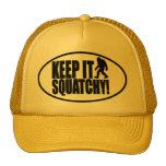 KEEP IT SQUATCHY! FINDING BIGFOOT - CLASSIC BOBO