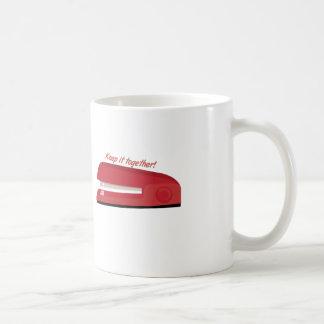 Keep It Together Basic White Mug