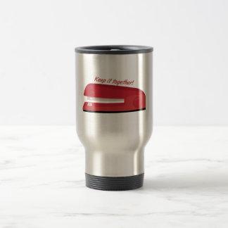 Keep It Together 15 Oz Stainless Steel Travel Mug