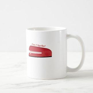 Keep It Together Classic White Coffee Mug