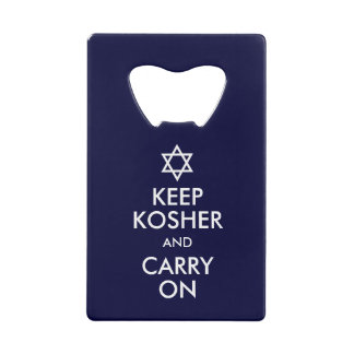 Keep Kosher and Carry On