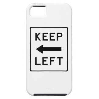 Keep Left Democratic Swag iPhone 5 Cover