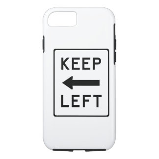 Keep Left Democratic Swag iPhone 7 Case