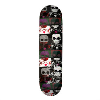'Keep Love Alive' Skateboard