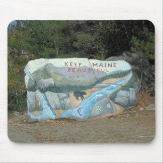 Keep Maine Beautiful Mousepad