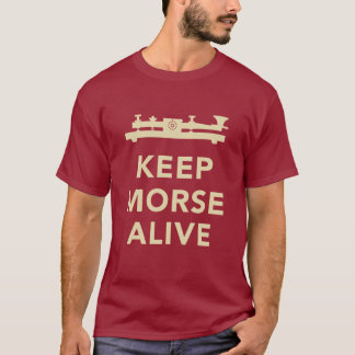 Keep Morse Alive T-Shirt