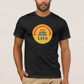 Keep Music Live T-Shirt