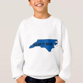 Keep North Carolina Blue Tshirts