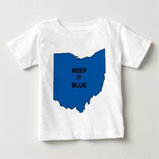 Keep Ohio Blue T-shirt