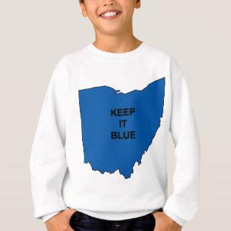 Keep Ohio Blue Tee Shirts