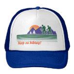 Keep on Hiking Mesh Hat