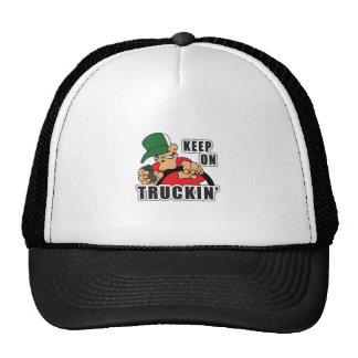 KEEP ON TRUCKIN CAP