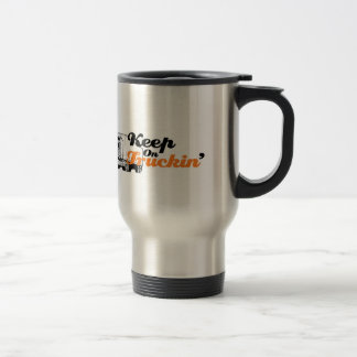 Keep On Truckin Coffee Mugs