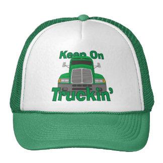 Keep on Truckin' Mesh Hats