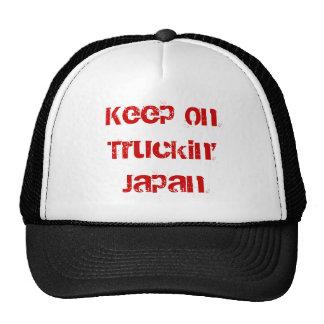 Keep On Truckin' Japan Cap